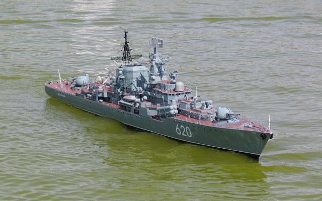 ARKModel ロシア海軍 ソヴレメン...